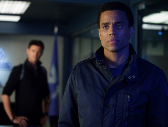 "Miss ""Almost Human""? Read my EW.com interview with Michael Ealy"