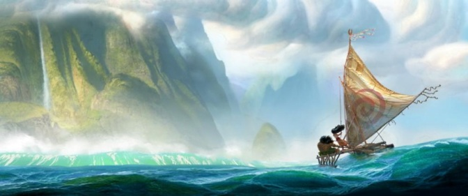 """Moana"" is coming 2016"