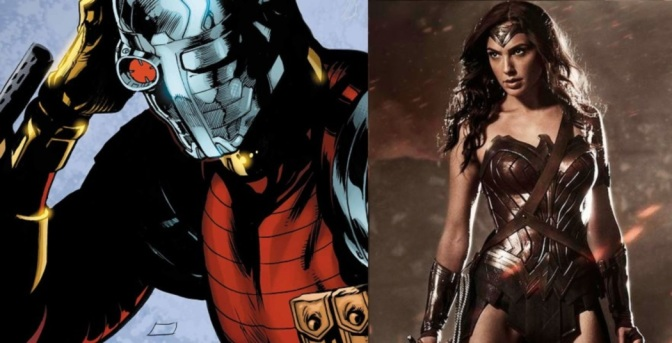 "DC Movies: ""Suicide Squad"" cast, ""Wonder Woman"" director set"