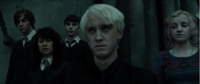 Draco Grew Into a Less Awful Person, States J.K. Rowling