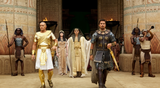 """Egypt and Morocco Ban """"Exodus: Gods and Kings"""""""