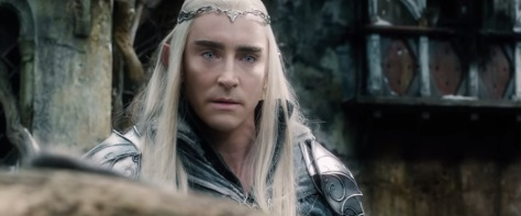 Hobbit Battle Thranduil