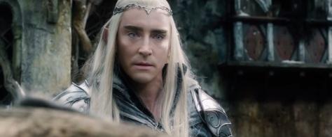 Hobbit Battle Thranduil