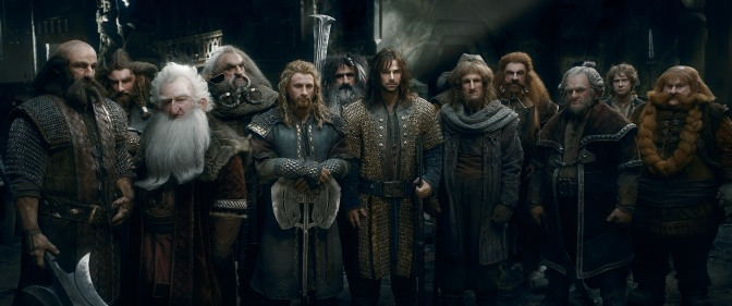 """Movie Review: """"The Hobbit: The Battle of the Five Armies"""""""