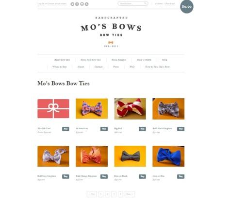 Mo's Bows