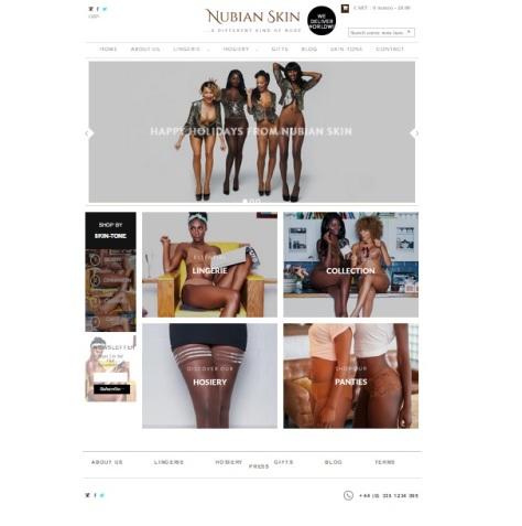 Nubian-Skin
