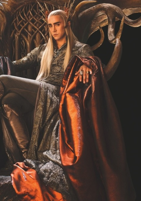 "Queer Coded: Thranduil (""The Hobbit"" Franchise)"
