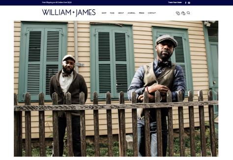 William+James