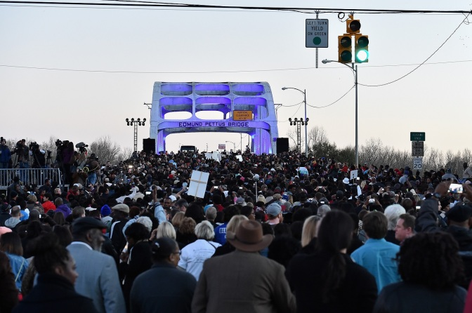 "Photo Gallery: ""Selma"" Martin Luther King Day Event in Selma, AL"