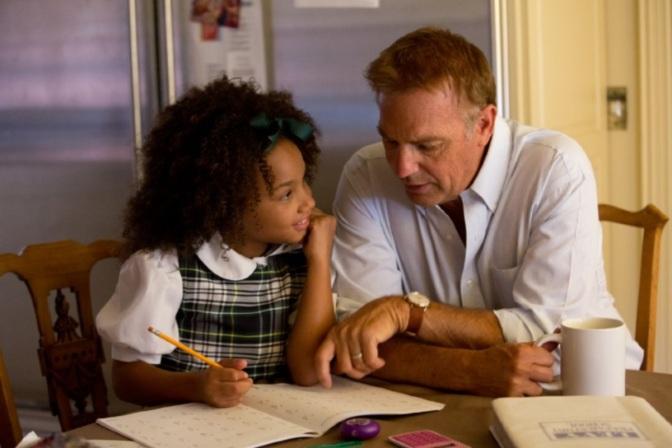 "Kevin Costner Explains His Support of Film ""Black or White"""