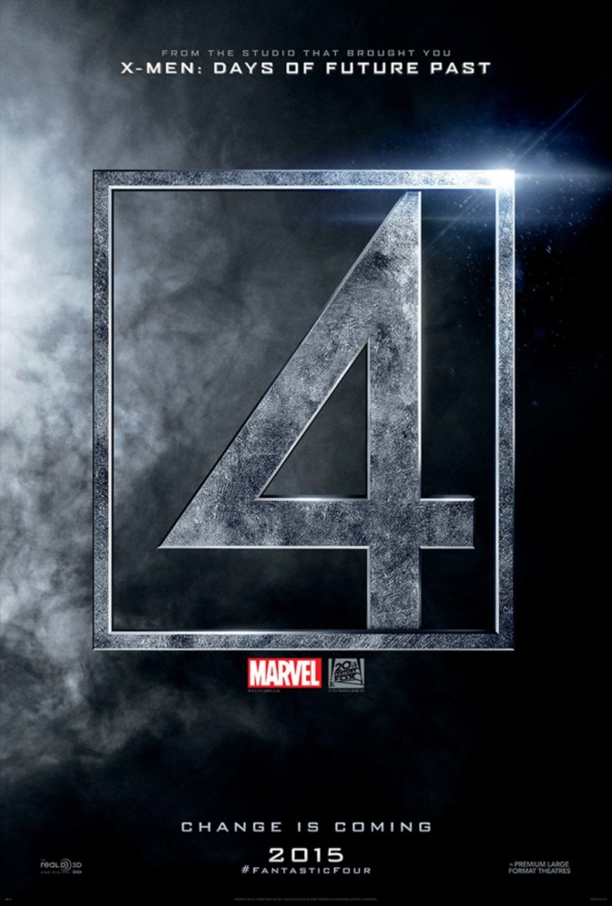 "The ""Fantastic Four"" Trailer is Here!"