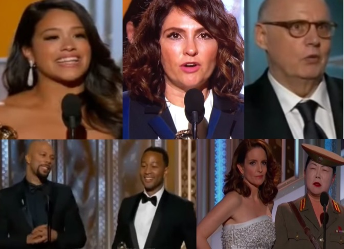 ICYMI: The Four Best Moments from Golden Globes (and One that Wasn't)
