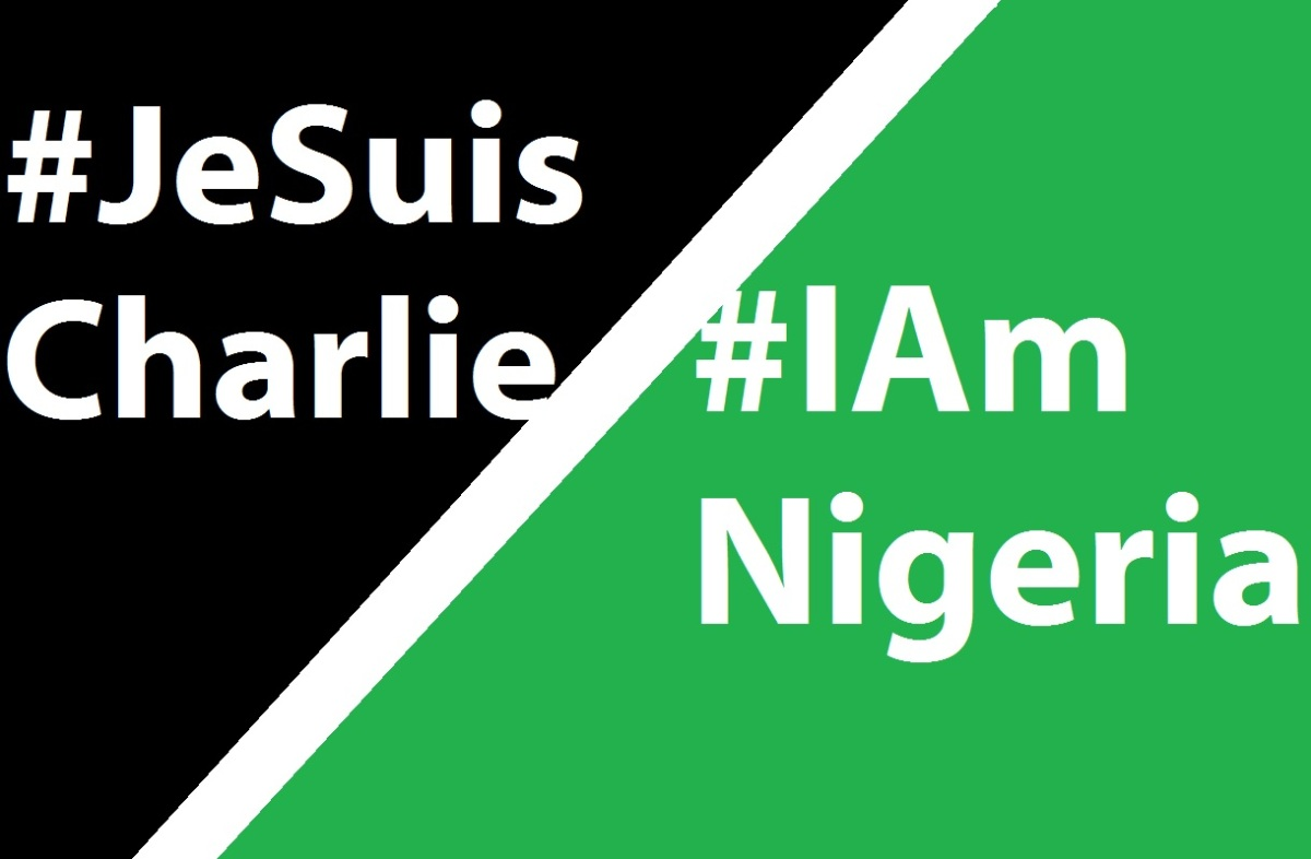 A Tale of Two Tragedies: Charlie Hebdo and Baga, Nigeria