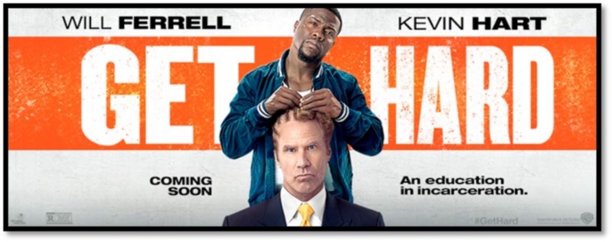 Kevin Hart Schools Will Ferrell in New Trailer for Get Hard