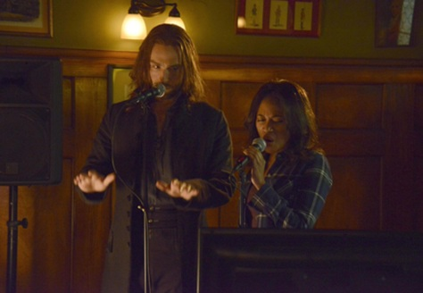 sleepy hollow kali yuga Ichabod Abbie karaoke LARGE