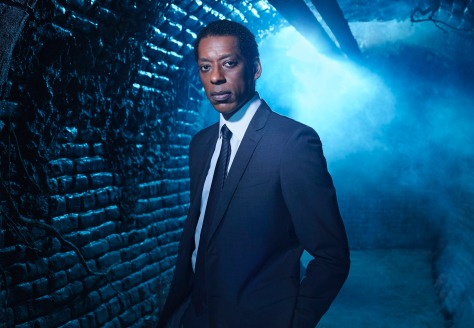 SLEEPY HOLLOW: Orlando Jones. 2014 Fox Broadcasting Co. CR: David Johnson/FOX