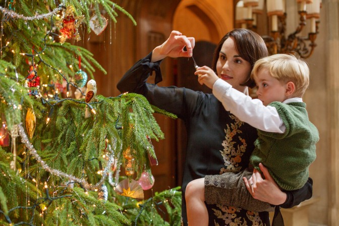 """Downton Abbey"" recap: The Christmas Special"