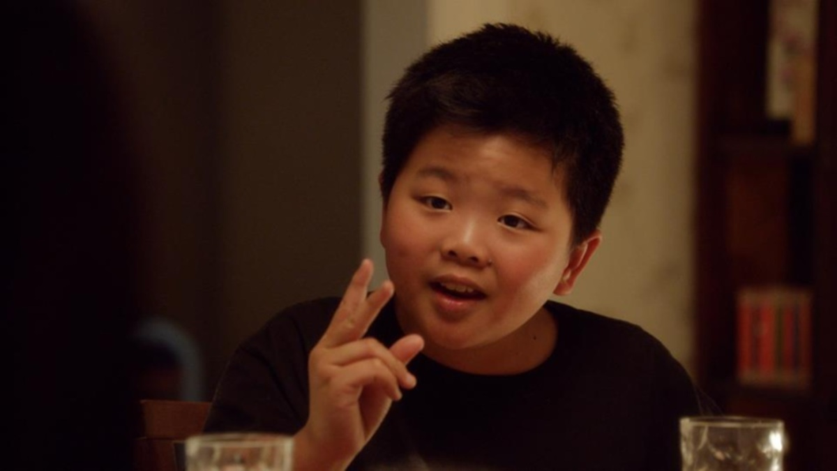 "Exclusive Interview: Hudson Yang (""Fresh Off the Boat ..."