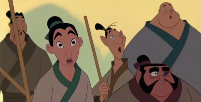 "Disney to Turn ""Mulan"" Into Live-Action Film"