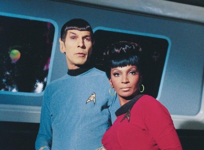 The Three Times Leonard Nimoy's Spock Helped Reduce the Race Relations Gap