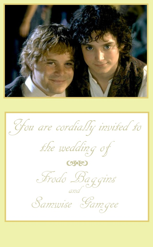Sam frodo gay