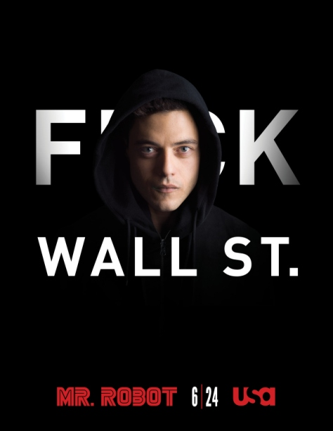 Mr. Robot-Wall-Street