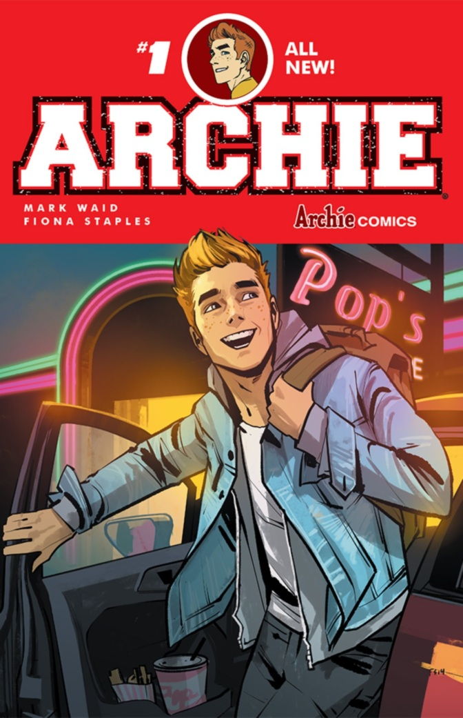 "Comic Book Review: ""Archie #1"""