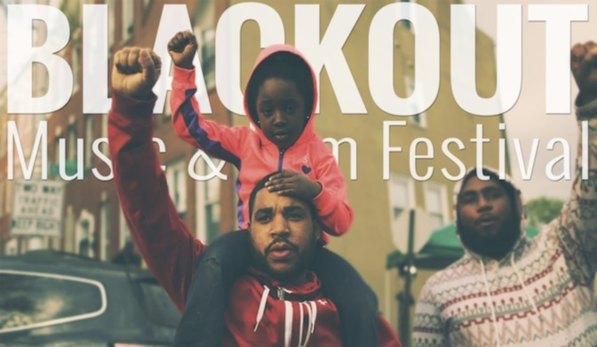 Tweets from the Blackout Music & Film Festival Show Solidarity, Activism and Fun