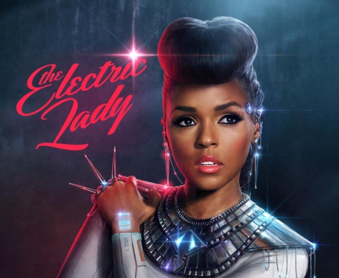 WOC Wednesday: Janelle Monae