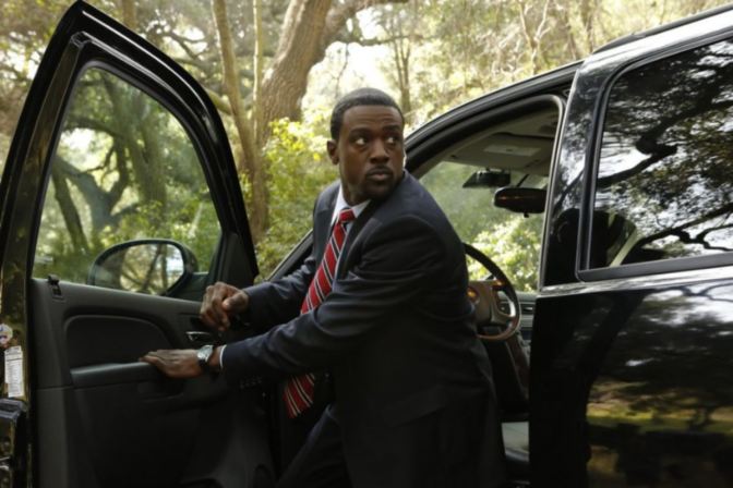 MOC Monday: Lance Gross