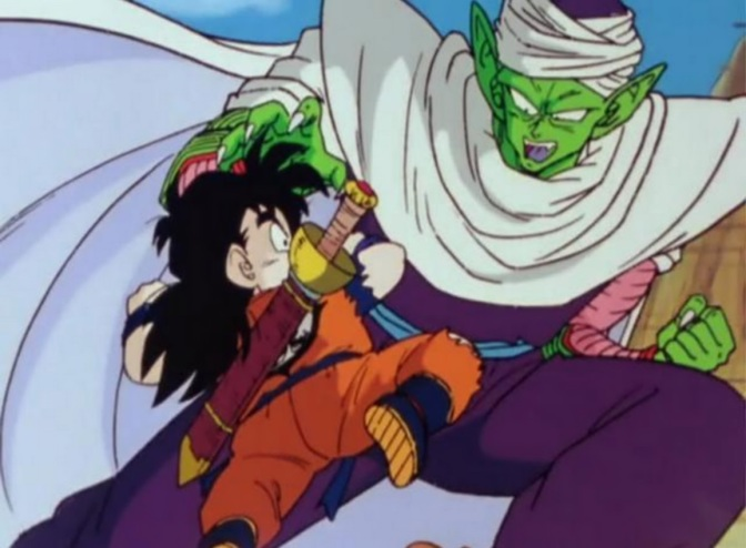 "Color Coded: Piccolo (""Dragonball"" Anime Series)"