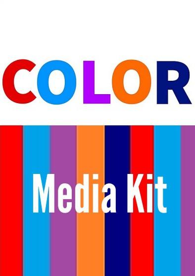 COLOR media kit front