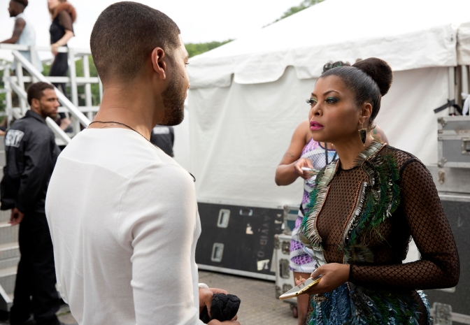 """First """"Empire"""" Photos from Season Two Released"""