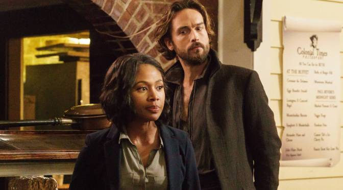 """Sleepy Hollow"": New Photos for ""I, Witness"" Arrive"